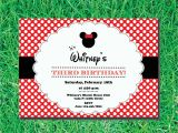 Customized Minnie Mouse Baby Shower Invitations Minnie Mouse Printable Party Invitation by Littlepigpress