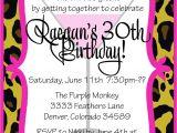 Cute 30th Birthday Invitation Wording Birthday Party Free Birthday Invitation Templates for