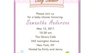 Cute Baby Shower Sayings for Invitations Baby Shower Invitation Wording Baby Shower Invitations