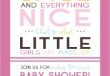 Cute Baby Shower Sayings for Invitations Cute Baby Shower Invitations 35