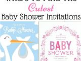 Cutest Baby Shower Invitations Ever where to Find the Cutest Baby Shower Invitations