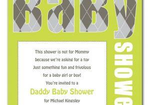 Daddy Baby Shower Invitations Daddy Baby Shower Baby Shower Invitations by Invitation