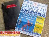 Daily Planet Birthday Invitation Template Superhero Newspaper Birthday Invitation the Scrap Shoppe