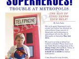 Daily Planet Birthday Invitation Template Superman Daily Planet Birthday Invitation Digital File
