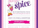 Daisy Duck Baby Shower Invitations Items Similar to Daisy Duck Baby Baby Shower Invitation