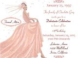 Debutante Party Invitations Class Apart 7 Great Ideas to organize the Perfect