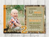 Deer Hunting Party Invitations Deer Hunting Birthday Invitation Hunting by Printablecandee