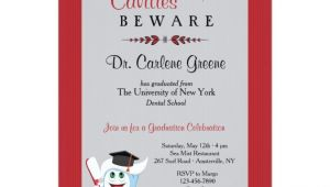 Dental Graduation Invitations Personalized Dental School Graduation Invitations