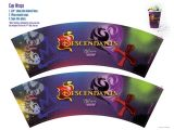 Descendants Party Invitations Printable Free Disney Descendants Party Ideas Food Crafts and Family