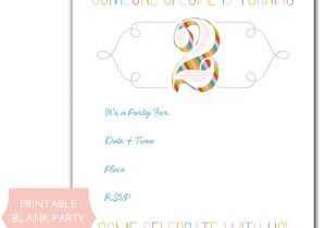 Design Birthday Invitations Free Printable 41 Printable Birthday Party Cards Invitations for Kids