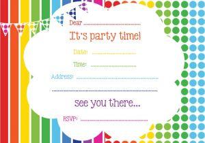 Design Birthday Invitations Free Printable Free Printable Birthday Invitations Online Bagvania Free