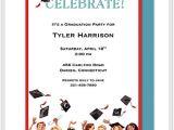 Design Your Own Graduation Invitations Online Free Free Graduation Announcement Maker