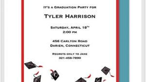 Design Your Own Graduation Party Invitations Design Your Own Graduation Party Invitations