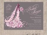 Designer Bridal Shower Invitations Elegant Christian Bridal Shower Invitation by Diconshadesigns