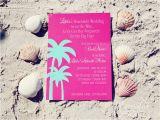 Destination Wedding Bridal Shower Invitations Eccentric Designs by Latisha Horton Destination Wedding