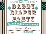 Diaper Party Invitation Daddy Diaper Party Invitations New Selections Spring 2018