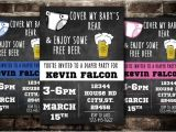 Diaper Party Invitations Walmart Diaper and Beer Party Printable Invitation