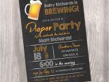 Diaper Party Invitations Walmart Diaper Party Invitation Beer and Diaper Party Invitation