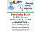 Diaper Poker Party Invitations Dadchelor Cute New Daddy Poker Party Invitations 5 Quot X 7
