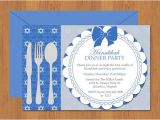 Dinner Party Invitation Template Word Diy Do It Yourself Hanukkah Dinner Party Invitation