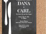 Dinner Party Invitation Template Word Rehearsal Dinner Invitation Chalkboard Chic Diy Word