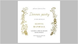 Dinner Party Invitation Templates Free Download 50 Printable Dinner Invitation Templates Psd Ai Free