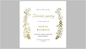 Dinner Party Invitations Free 47 Printable Dinner Invitation Templates