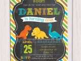 Dinosaur 1st Birthday Party Invitations 28 Dinosaur Birthday Invitation Designs Templates Psd