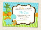 Dinosaur Baby Shower Invitation Template Dinosaur Baby Shower Invitations Free