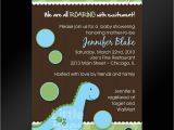 Dinosaur Baby Shower Invitation Template Dinosaur Baby Shower Invitations