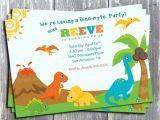 Dinosaur Party Invitation Template Free Free Printable Dinosaur Birthday Invitations