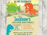 Dinosaur themed Party Invitations 18 Best Images About Dinosaur Party Invitations Ideas