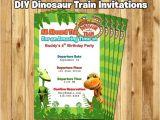 Dinosaur Train Birthday Invitations Free Dinosaur Train Birthday Invitation Dinosaur by Instabirthday