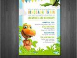 Dinosaur Train Birthday Invitations Free Dinosaur Train Birthday Invitation
