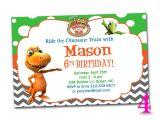 Dinosaur Train Birthday Invitations Free Dinosaur Train Kids Birthday Invitation From Uinvites Com