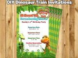 Dinosaur Train Invitations Birthday Dinosaur Train Birthday Invitation Dinosaur by Instabirthday