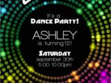 Disco Party Invites Printable Free Disco Party Invitation Encore Kids Parties