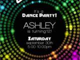 Disco theme Party Invitations Free Free Disco Party Invitation Encore Kids Parties