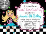 Disco theme Party Invitations Free Free Printable Birthday Invitations for Adult Free