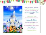 Disney Baby Shower Invites Disney Baby Shower Invitation Disney Castle Baby Shower