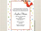 Disney Baby Shower Invites Disney Baby Shower Invitations