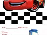Disney Cars Birthday Party Invitations Templates 40th Birthday Ideas Cars 2 Birthday Invitation Templates Free