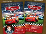 Disney Cars Birthday Party Invitations Templates Disney Cars Birthday Invitations Disney Cars Birthday