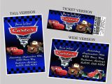 Disney Cars Birthday Party Invitations Templates Disney Cars Birthday Party for Your Boy — Criolla Brithday
