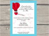 Disney Inspired Bridal Shower Invitations Items Similar to Disney themed Bridal Shower Invitations