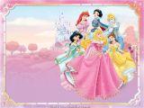 Disney Princess Birthday Invitation Templates Free Free Printable Disney Princess Birthday Invitation