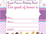 Disney Princess Birthday Invitations Free Templates 25 Best Ideas About Disney Princess Invitations On