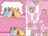 Disney Princess Birthday Party Invitations Free Printables Disney Princess Party Free Printable Party Invitations
