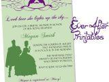 Disney Princess themed Bridal Shower Invitations 15 Best Bella 39 S First Birthday Ideas Images On Pinterest