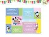 Disney themed Baby Shower Invites Disney Baby Shower Invitations Templates